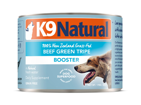 Beef Green Tripe Canned Booster