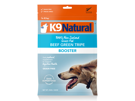 Beef Green Tripe Freeze Dried Booster