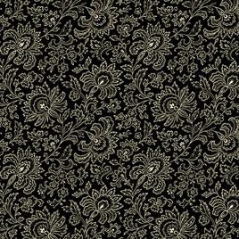 Beehive Jacobean Black A-9085-K