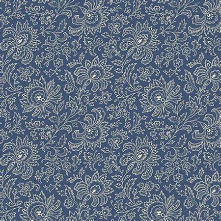 Beehive Jacobean Blue A-9085-B
