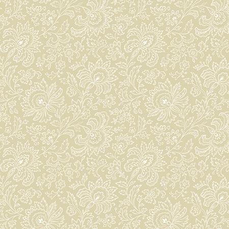 Beehive Jacobean Parchment A-9085-L1