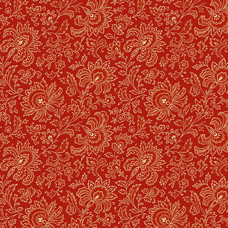 Beehive Jacobean Red A-9085-R