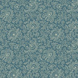 Beehive Jacobean Teal A-9085-T