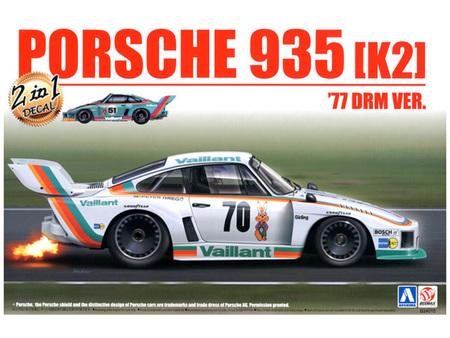 Beemax 1/24 Porsche 935 (K2) '77 DRM Version