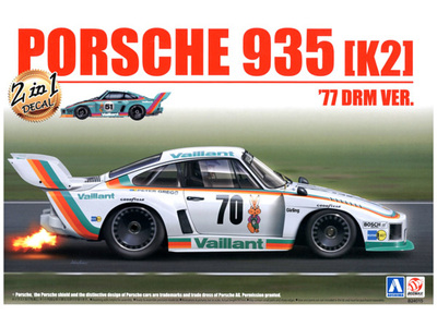 Beemax 1/24 Porsche 935 (K2) '77 DRM Version