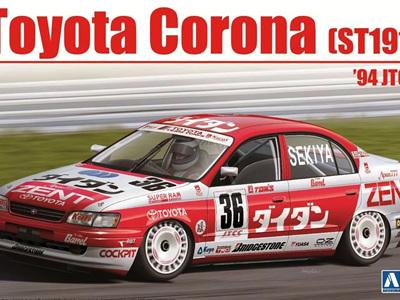Beemax 1/24 Toyota Corona ST191 94 JTCC Version