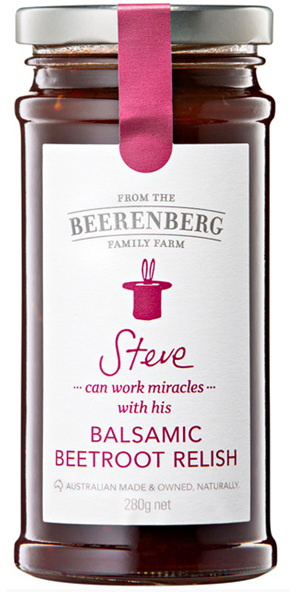 Beerenberg Balsamic Beetroot Relish