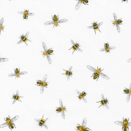 Bees on Cream 133981