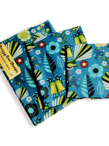 Bees Wax Wrap - Large Fantail