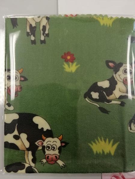 Bees Wax Wrap - Medium Cows
