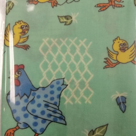 Bees Wax Wrap - Small Chickens