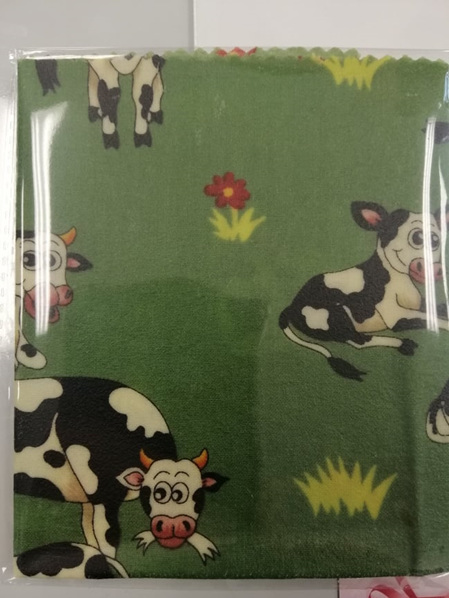 Bees Wax Wrap - Small Cows
