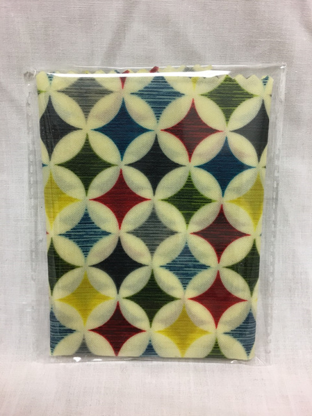 Bees Wax Wrap - Small Geo