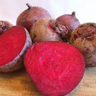 Beetroot Certified Organic Approx 500g