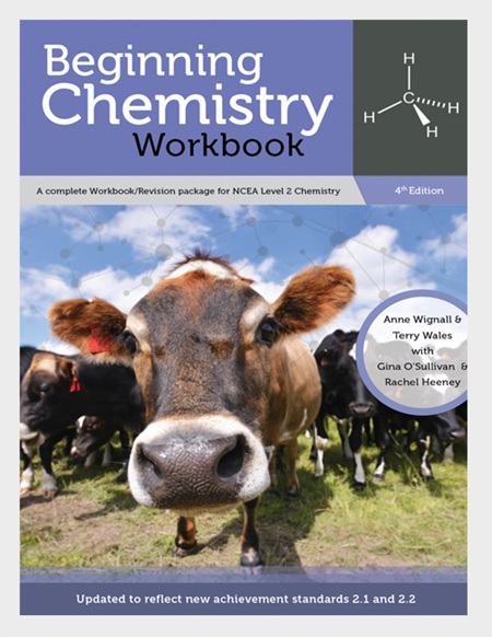 Beginning Chemistry Workbook, 4e