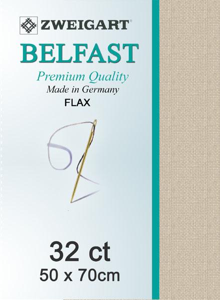 Belfast 32ct Flax