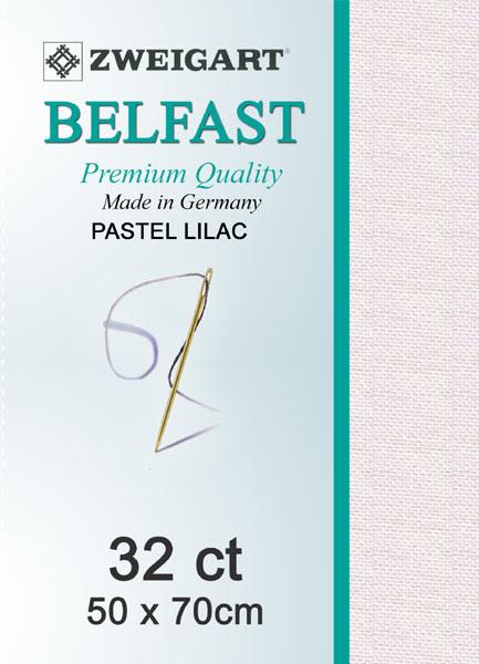 Belfast 32ct Pastel Lilac
