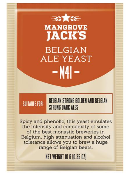 Belgian Ale M41