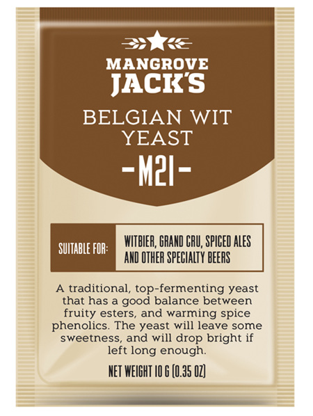Belgian Wit M21