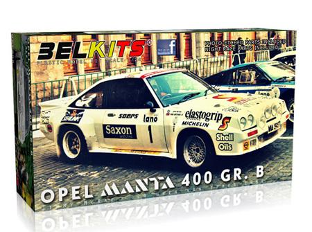 Belkits 1/24 Opel Manta 400 GR.B Jimmy McCrae (BEL009)