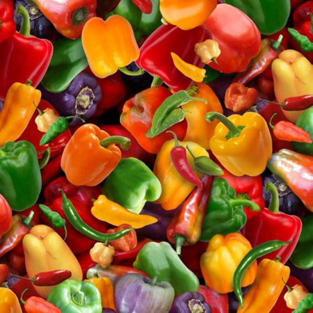 Bell Peppers Multi 389