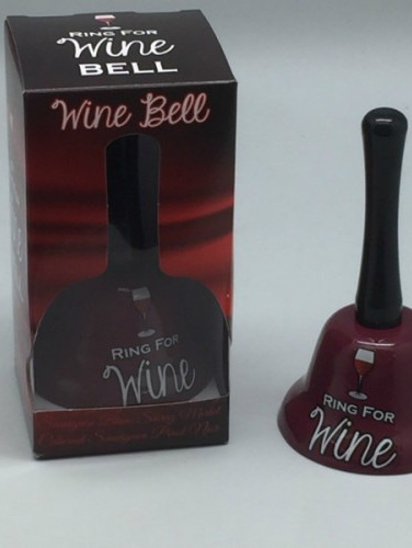 BELL - Ring for wine