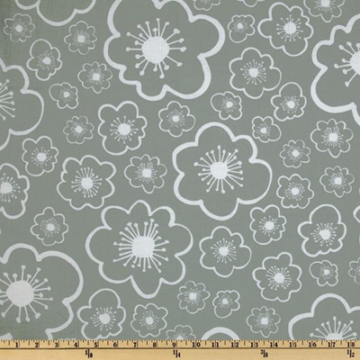 Bella Flower Grey