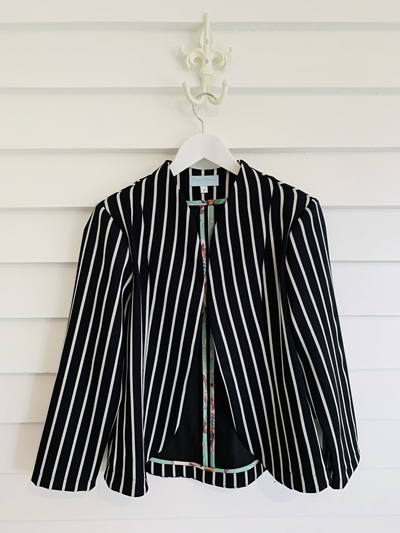 Bella Jacket - Black