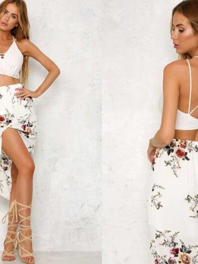 Bella Maxi Skirt
