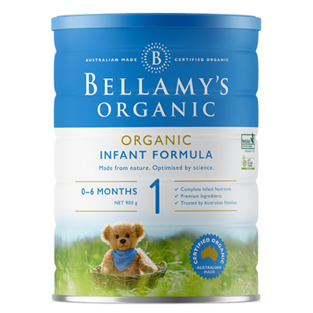 BELLAMYS STEP 1 INF FORM 900G