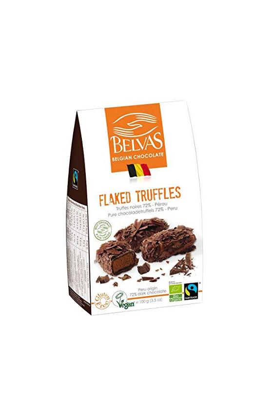 Belvas Flaked Truffles