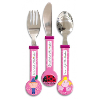 Ben and Holly 3 Piece Cutlery Set
