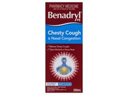 BENADRYL PE Chesty Cough & NC 200ml