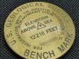 Benchmark Geocoin - Aoraki/Mt Cook LE