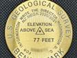 Benchmark Geocoin - NZ Mega 2020/2021  Bronze LE