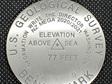 Benchmark Geocoin - NZ Mega 2020/2021  Silver VLE