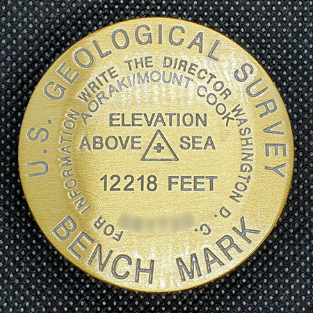 Benchmark Geocoins