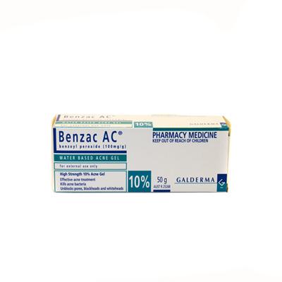 Benzac 10% Gel