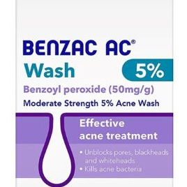 Benzac Acne Wash