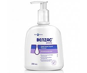 BENZAC Daily Face Liq. Cleans 300ml
