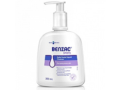 BENZAC Daily Face Liq. Cleans 300ml