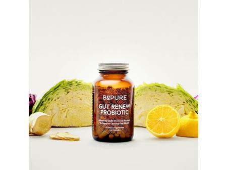 BePure Gut Renew Probiotic 120 Caps