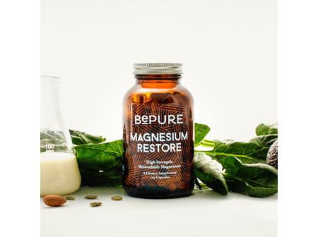 BePure Magnesium Restore 120 Caps