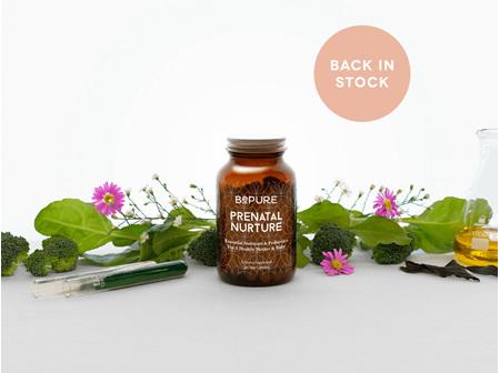 BePure Prenatal Nurture 90 Caps