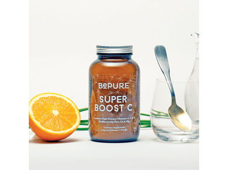 BePure Super Boost Vit.C Powder 200g