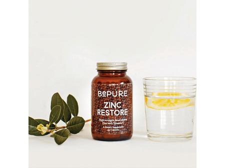 BePure Zinc Restore 120 Caps
