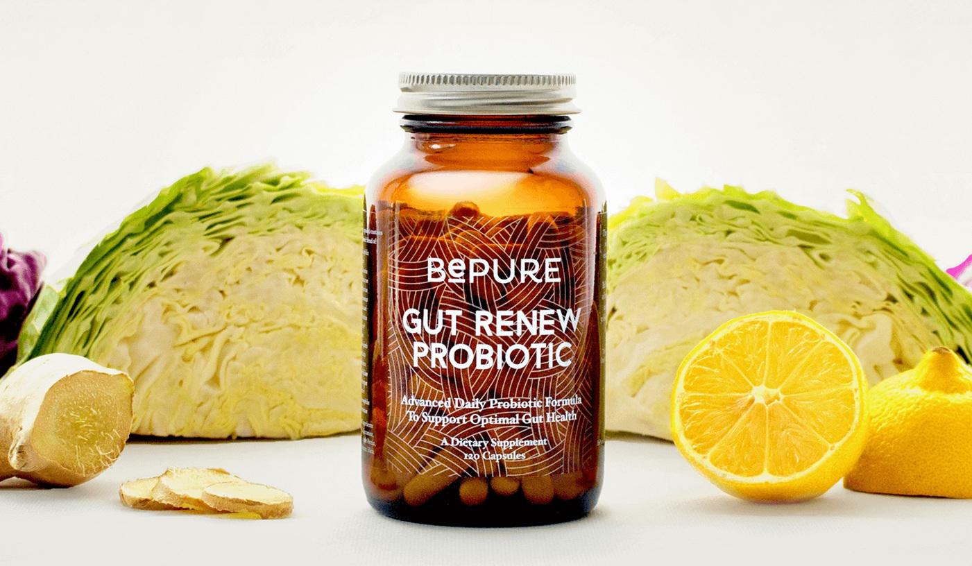 BePure Gut Renew Probiotic
