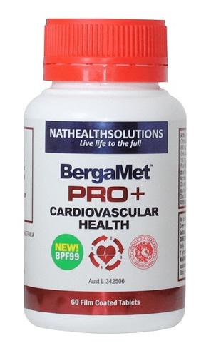 Bergamet Pro+ 60 Tablets