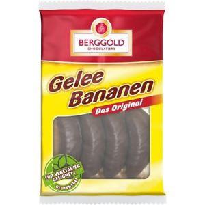 Berggold Jelly Bananas