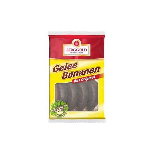 Berggold Jelly Bananas 250g